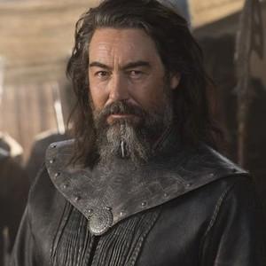 Nathaniel Parker as King Achish