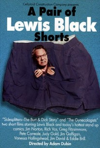 Pair of Lewis Black Shorts