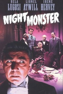 Night Monster (House of Mystery)