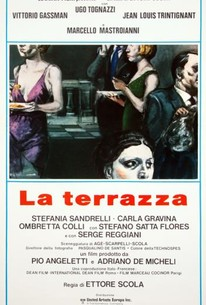 The Terrace (La Terrazza) (1980) - Rotten Tomatoes