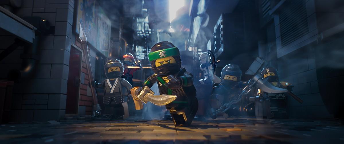 The Lego Ninjago Movie (2017) - Rotten Tomatoes