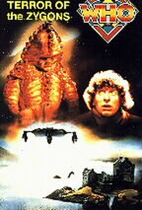Doctor Who - Terror of the Zygons