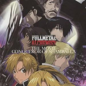 Fullmetal Alchemist the Movie: Conqueror of Shamballa ...