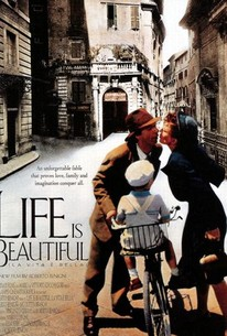 Life Is Beautiful La Vita è Bella 1997 Rotten Tomatoes