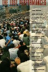 Woodstock: Lost Performances