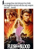 Flesh & Blood (Flesh+Blood) (The Rose and the Sword)