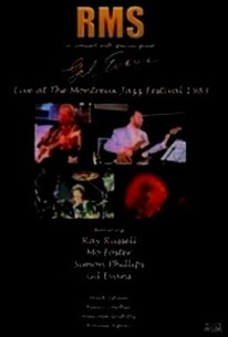 RMS and Gil Evans: Live at the Montreux Jazz Festival 1983RMS and Gil Evans: Live at the Montreux Ja