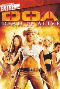 Doa Dead Or Alive 2007 Rotten Tomatoes
