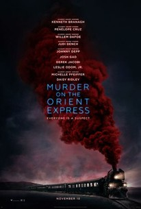 Murder On The Orient Express (2017) - Rotten Tomatoes
