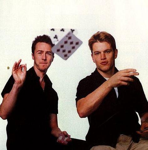 Ed & Matt