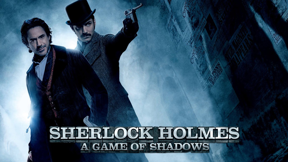 Image result for Sherlock Game of shadows