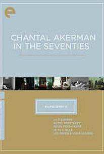 Chantal Akerman in the Seventies