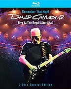 David Gilmour - Remember That Night - Live at the Royal Albert Hall