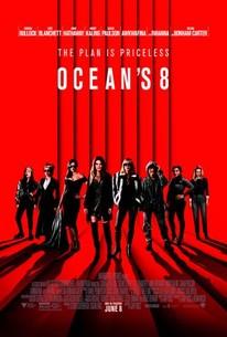 Ocean S 8 2018 Rotten Tomatoes