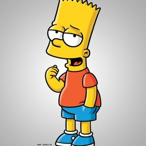 "Bartholomew Jo-Jo ""Bart"" Simpson is voiced by Nancy Cartwright"