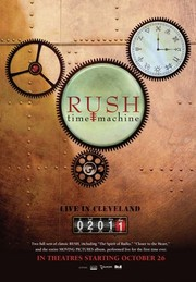 Rush Time Machine 2011: Live In Cleveland