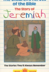 Children's Heroes of the Bible: The Story of Jeremiah