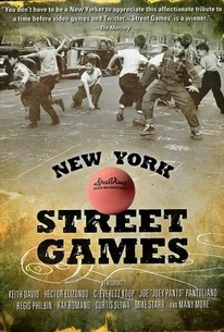 New York Street Games