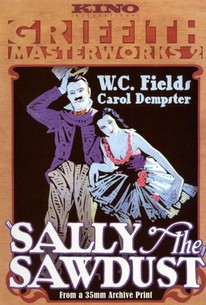 Sally of the Sawdust