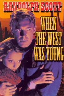 When the West Was Young