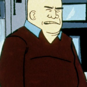 Gus is voiced by Nick Jameson