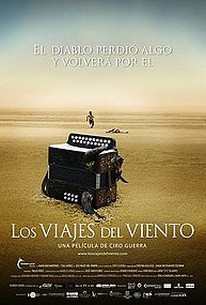 Los Viajes del Viento (The Wind Journeys)