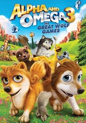 Alpha and Omega 3: The Great Wolf Games