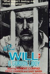 Will: G. Gordon Liddy