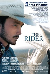 The Rider (2018) - Rotten Tomatoes