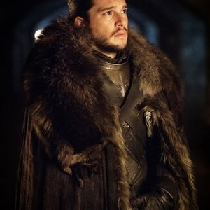 Kit Harington as Jon Snow (Helen Sloan/HBO)