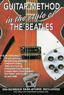 Guitar Method in the Style of the Beatles