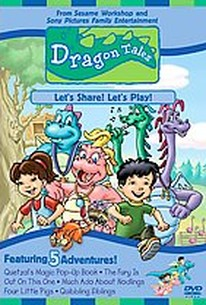 Dragon Tales - Let's Share! Let's Play!