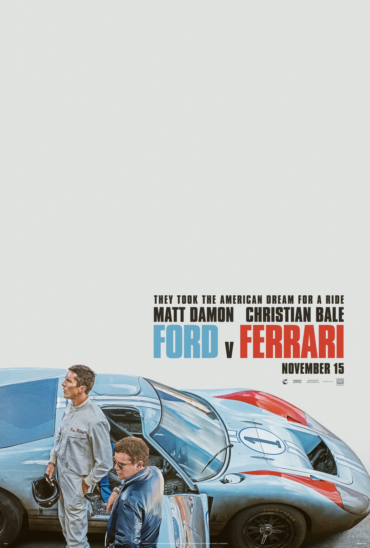 Ford V Ferrari 2019 Rotten Tomatoes