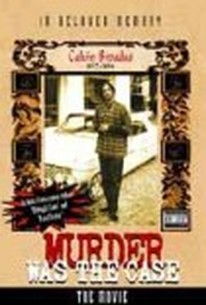 Snoop Doggy Dogg: Murder Was the Case