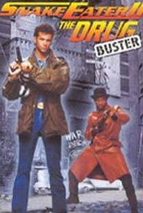 SnakeEater II: The Drug Buster