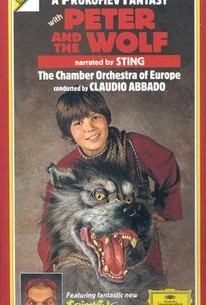 A Prokofiev Fantasy with Peter and the Wolf