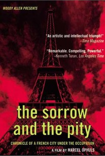 The Sorrow and the Pity (Le Chagrin et la Pitié)