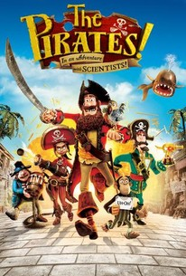 The Pirates! An Adventure With Scientists