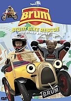 Brum - Stunt Bike Rescue and Other Stories