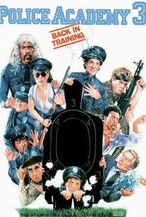 police academy 3 back in training 1986 rotten tomatoes