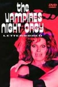 La Orgía nocturna de los vampiros (Orgy of the Vampires)(Grave Desires)(Vampire Night Orgy)