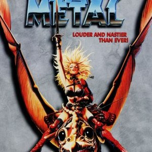 Heavy Metal 1981 Rotten Tomatoes