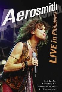Aerosmith: Live in Philadelphia 1990