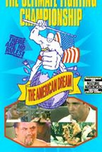 Ultimate Fighting Championship III - The American Dream
