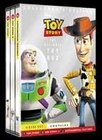 Toy Story/Toy Story 2 (3-Disc Ultimate Toy Box Collector's Edition)