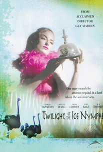 Twilight of the Ice Nymphs