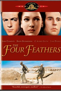 DAILY FILM DOSE: A Daily Film Appreciation and Review Blog ... |The Four Feathers
