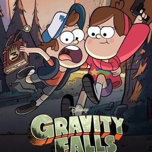 Gravity Falls (Season 1) (English) (2012) 360p,480p (Toonanime)
