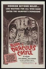 Blood of Dracula's Castle, (Castle of Dracula)