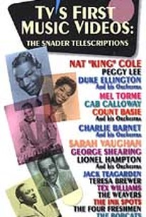 TV's First Music Videos - The Snader Telescriptions